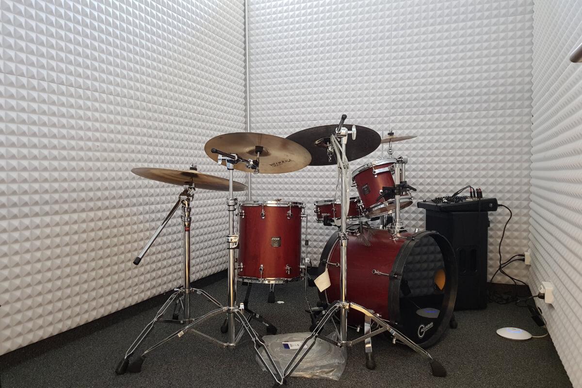 akustik schaumstoff